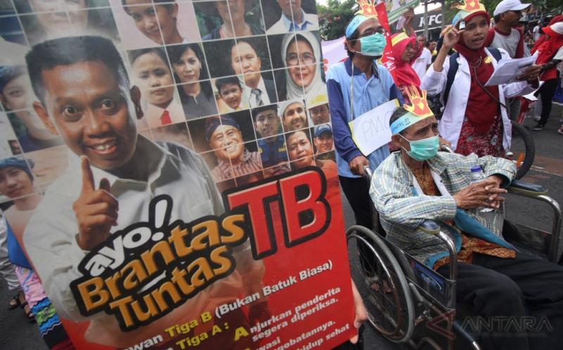 Ajak Masyarakat Lebih Sadar akan Risiko Tuberkulosis