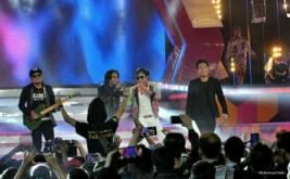 Band Ternama Indonesia Meriahkan HUT Dahsyat Ke-9