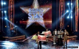 Kalahkan  Fauziyah Khalida, Andmesh Juara Rising Star Indonesia 2017