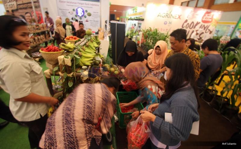 Produk Pertanian Lokal Hadir di Pameran Tahunan Pertanian