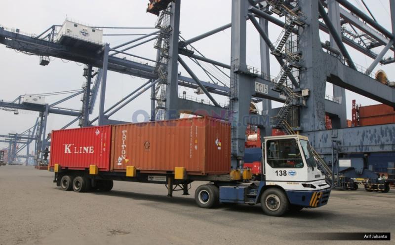 YOR Pelabuhan Tanjung Priok Dinilai Masih Rendah