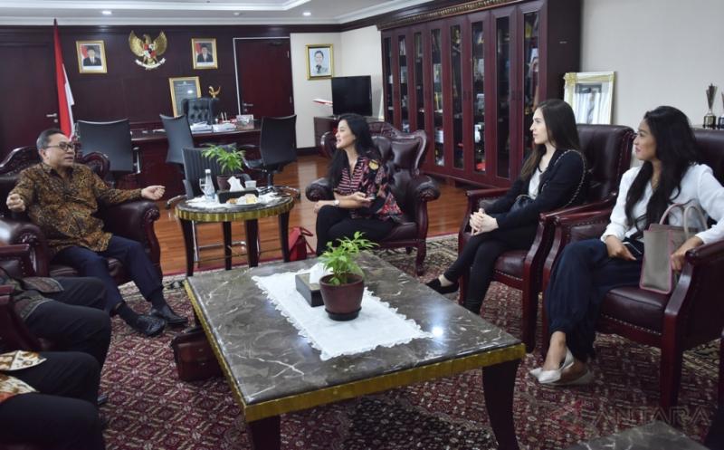 Temui Ketua MPR, Pengurus PARFI 56 Bicara Perkembangan Perfilman Nasional