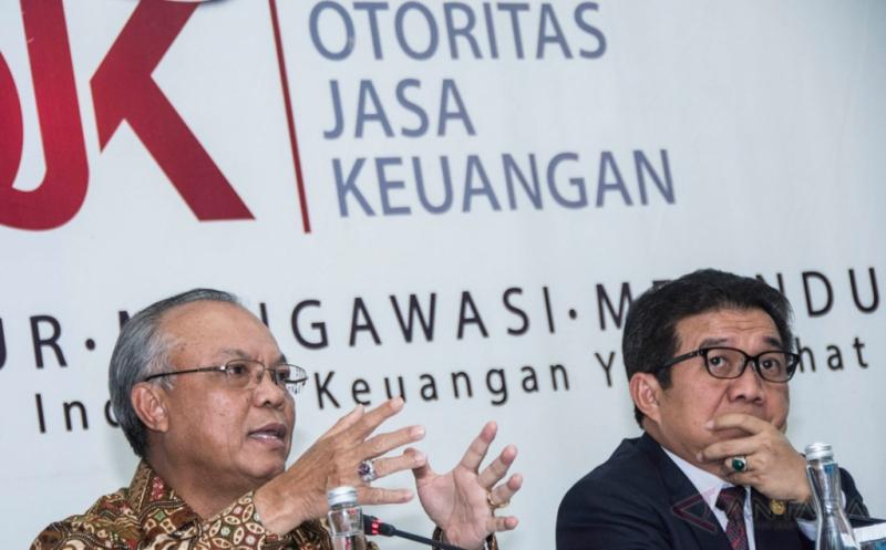 OJK Terbitkan Tiga Peraturan Tindak Lanjut dari UU PPKSK