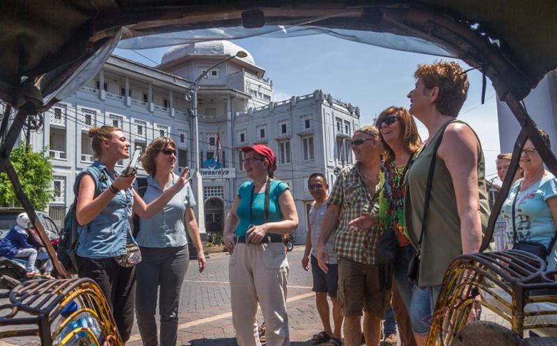 Kemenpar Targetkan Kunjungan Wisatawan Mancanegara Naik di Tahun 2017