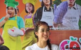 Syukuran Shooting Film Perdana Cooking Camp