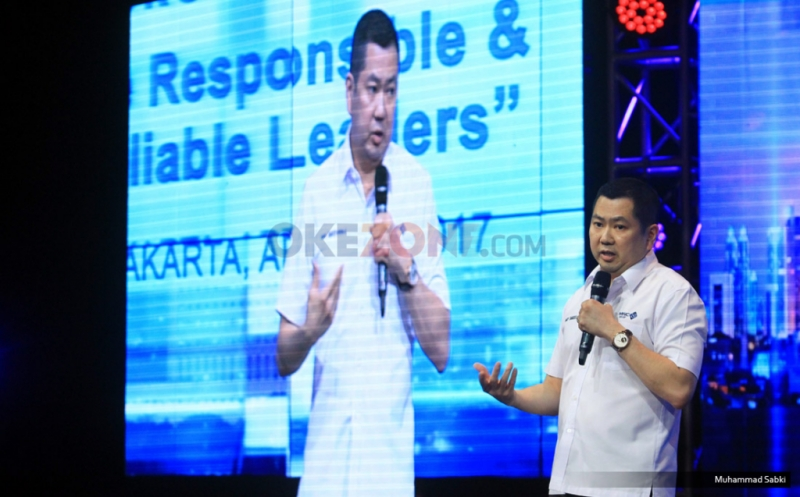 Motivasi Karyawan MNC Group, Hary Tanoe Berbagi Kiat Sukses