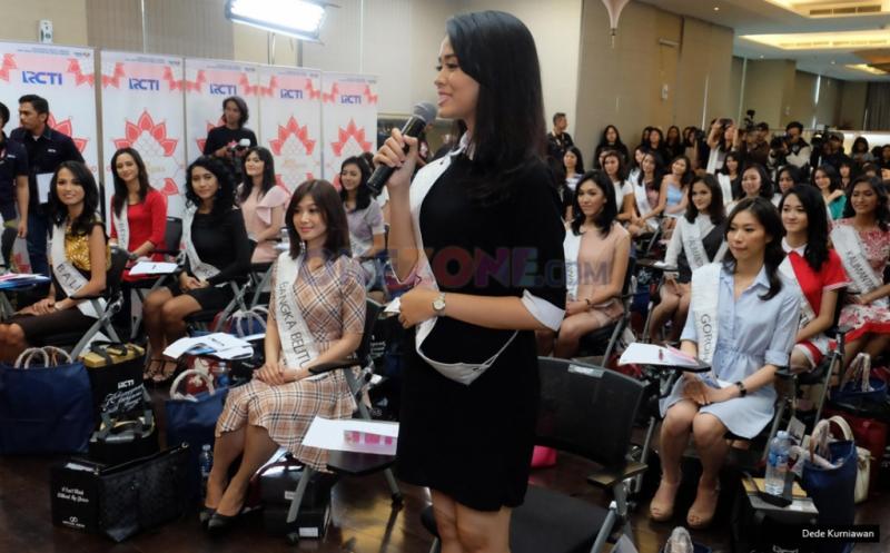 34 Finalis Miss Indonesia 2017 Siap Jalani Karantina