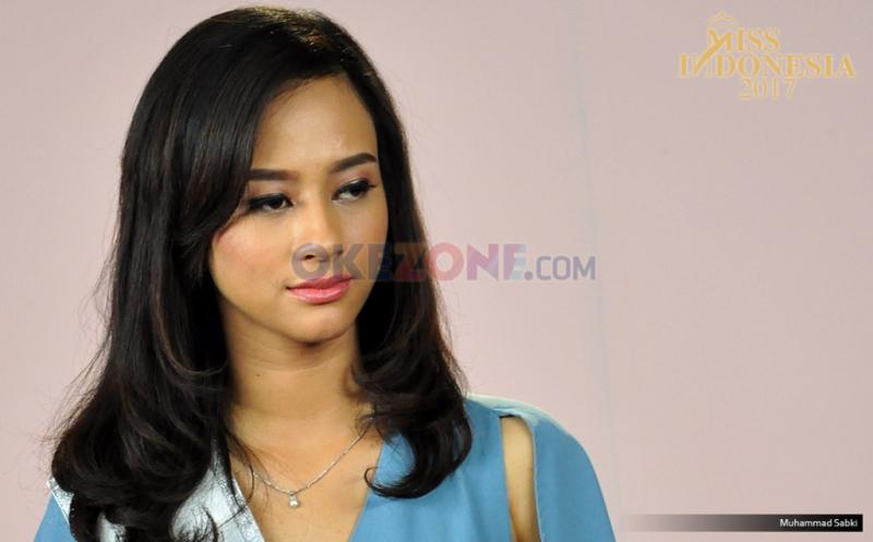 MISS INDONESIA 2017: Finalis Asal Bengkulu Astrini Putri