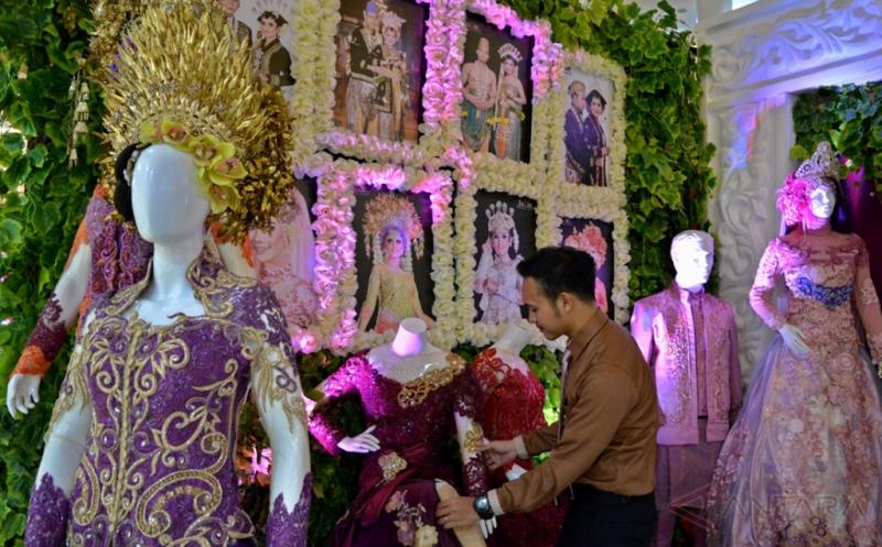 40 Stan Industri Kreatif Ambil Bagian pada Wedding Expo