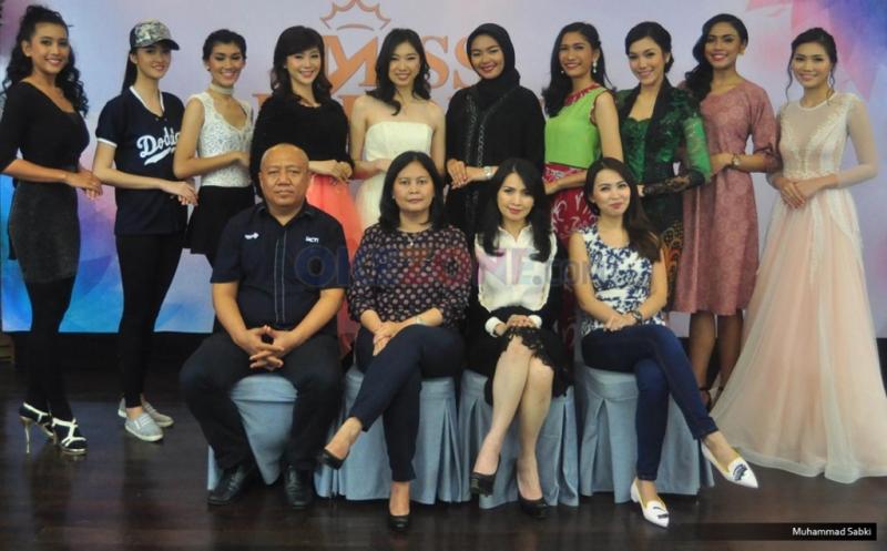 Fast Track Hari ke-4 Finalis Miss Indonesia