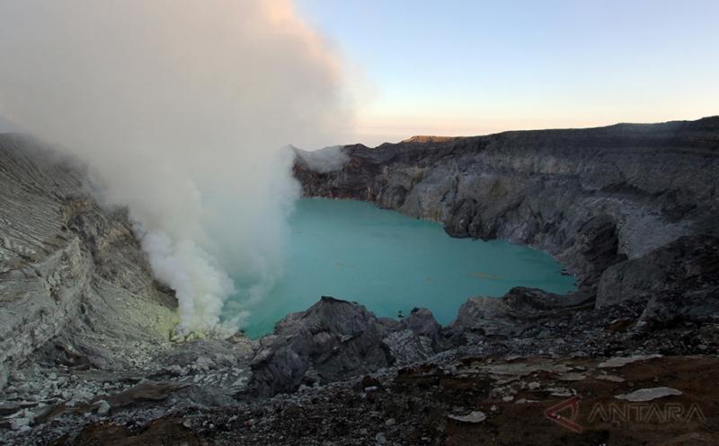 Wujudkan Target 15 Juta Kunjungan Wisata, Kawasan Wisata Gunung Ijen Akan Dibangun Kereta Gantung
