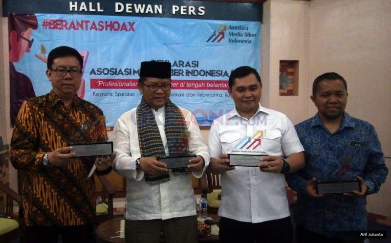 Deklarasi Asosiasi Media Siber Indonesia