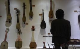 Pameran Alat Musik Tradisional Bertajuk Tetabuhan Nusaraya