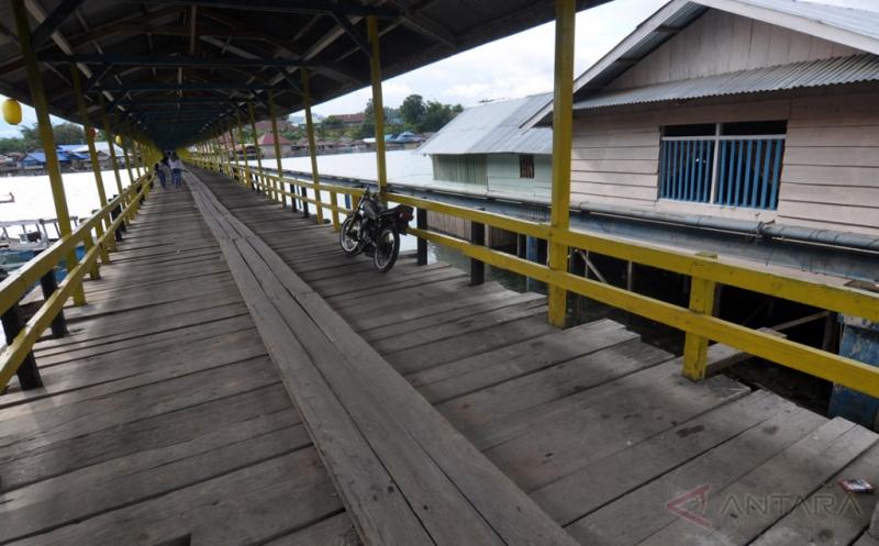 Jembatan Tua Sepanjang 250 Meter Ini Memiliki Nilai Sejarah