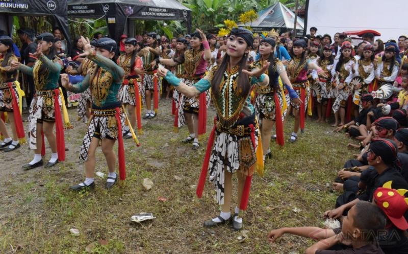 Festival Seni Kampoeng Paju untuk Lestarikan Seni Budaya