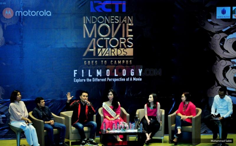 Indonesian Movie Actors Awards Goes to Campus Mampir di Mercu Buana