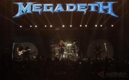 Megadeth Getarkan Hammersonic 2017
