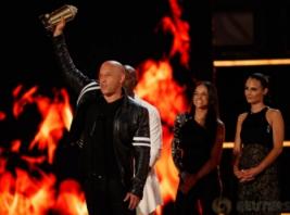 Fast and Furious Raih Penghargaan Generation Awards di Ajang MTV Movie & TV Awards 2017