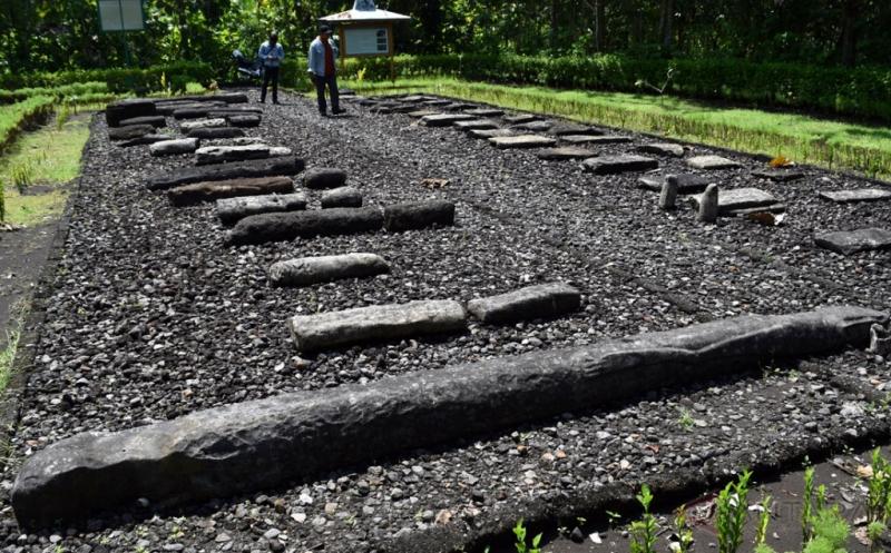 Situs Ini Simpan Aneka Benda Purbakala Zaman Megalitikum