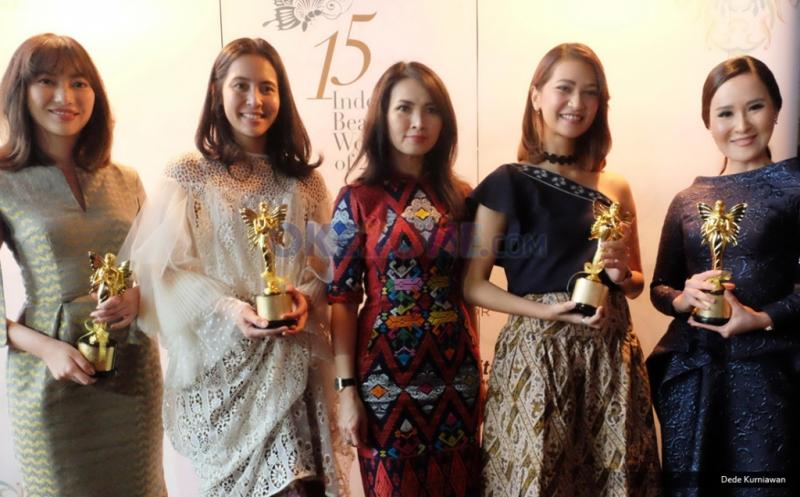 HighEnd Gelar Penghargaan Indonesia's Beautiful Women 2017