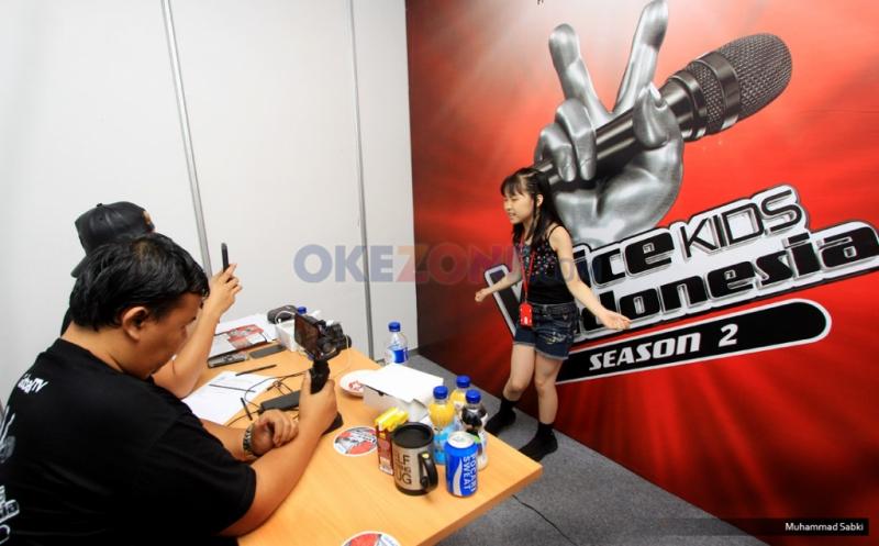 Audisi The Voice Kids Indonesia Season 2
