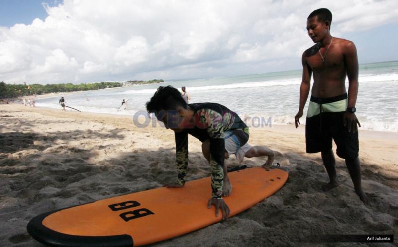Kunjungan Wisatawan Mancanegara Meningkat 16,86%