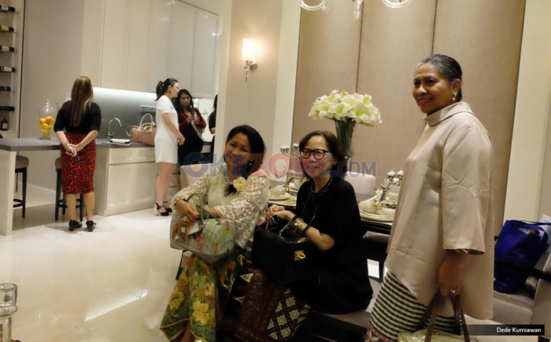 High Tea With HighEnd Usung Tema Sense of Serenity