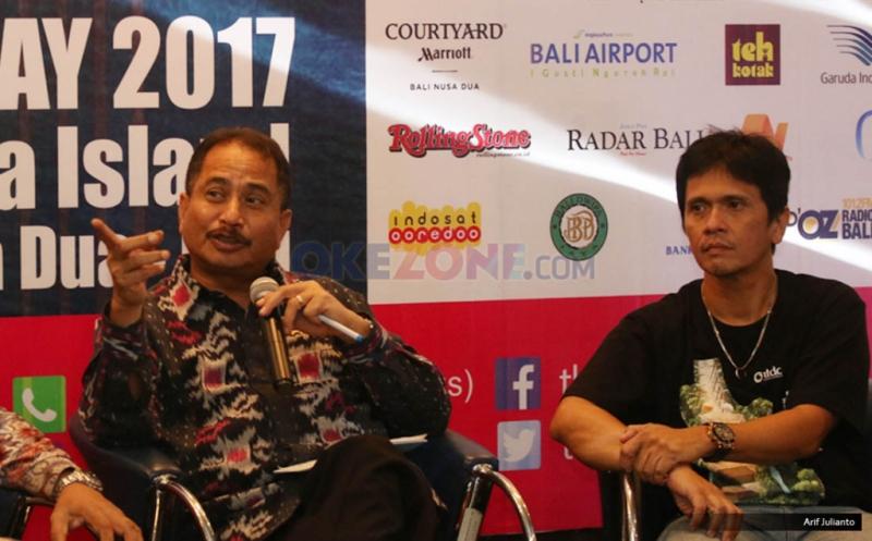 Kemenpar Dukung Festival Bali Blues 2017