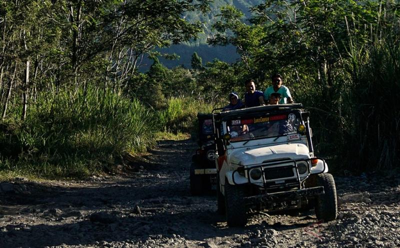 Melihat Sisa Letusan 2010 pada Wisata Alam Lava Tour Merapi