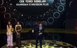 Dion Wiyoko Pemeran Pria Pendukung Terbaik IMAA 2017