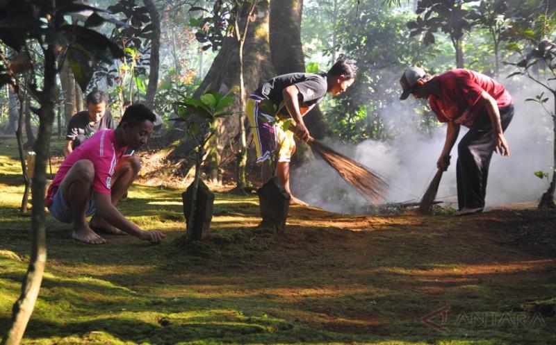 Tradisi Merti Dusun Sambut Datangnya Ramadan