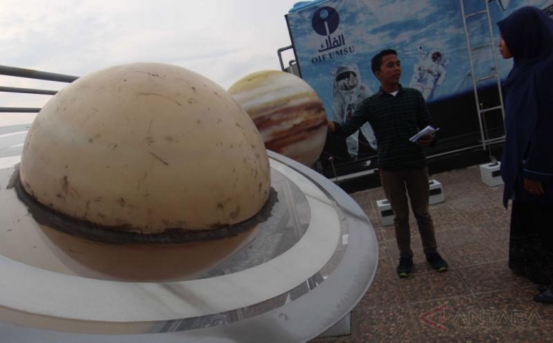 Mengenal Tata Surya lewat Edukasi Ilmu Astronomi