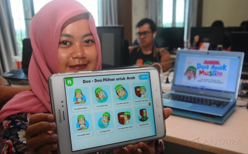 Game Edukasi Islami Berbasis Android