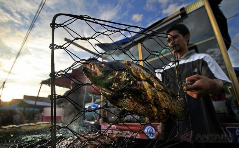 Harga Ikan Bakar di Lhokseumawe Naik 100%