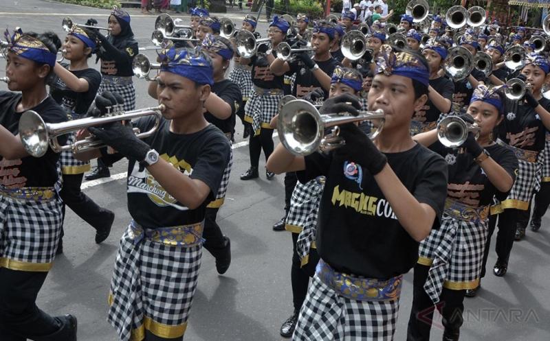 Pesta Kesenian Bali akan Diikuti 2500 Partisipan