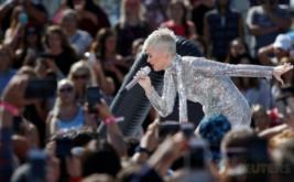 Penampilan Katy Perry pada Katy Perry-Witness World Wide
