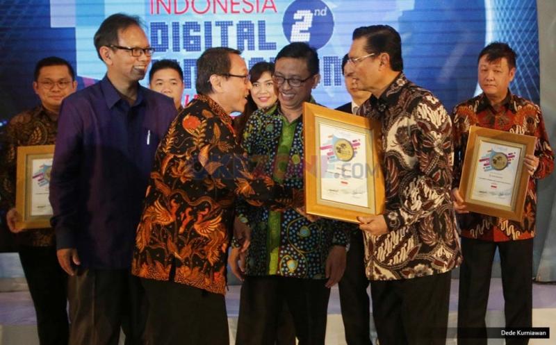 MNC Bank Raih Penghargaan Indonesia Digital Innovation Awards 2017