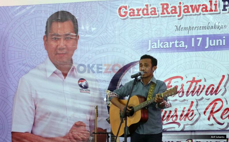 Garda Rajawali Perindo Menggelar Festival Musik Religi