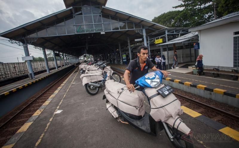Pengiriman Sepeda Motor Gratis bagi Pemudik Lebaran 2017