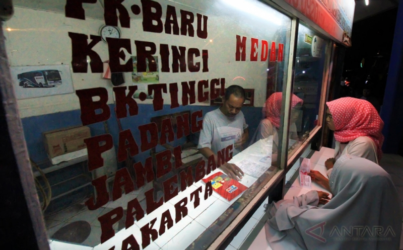 INFO MUDIK 2017 : Kenaikan Tiket Bus Di Aceh