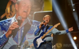 Legenda Musik Country Amerika Glen Gampbell Tutup Usia