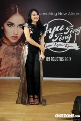 Ayu Ting Ting Berikan Warna Baru dalam Musik Dangdut Indonesia lewat Kamu Kamu Kamu