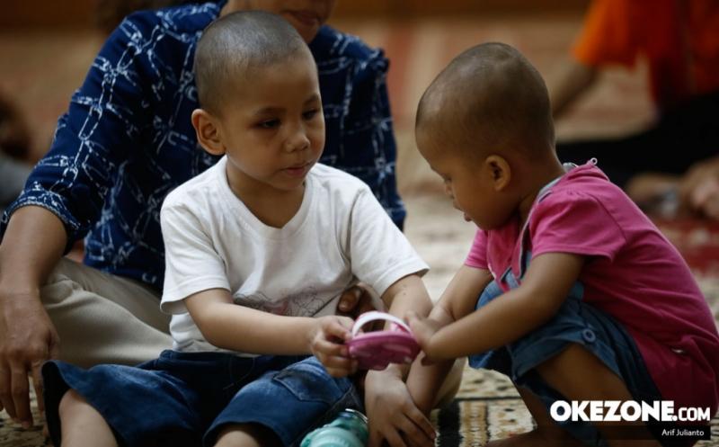 Melihat Semangat Hidup Anak-anak Penderita Kanker