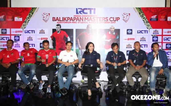 Legenda Timnas Indonesia Siap Tanding Lawan Arsenal Masters dan Liverpool Masters 0 : Foto