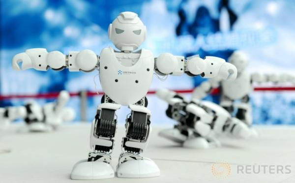 Yuk, Lihat Robot Humanoid Melakukan Tarian di Nanjing China!