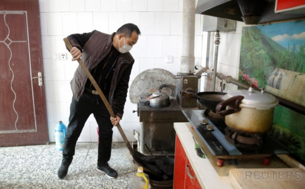 Arti Pentingnya Batu Bara untuk Kehidupan Warga Desa Heqiaoxiang China