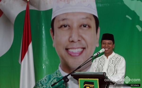 Ketua Ppp Ditangkap Gallery: Khofifah Indar Parawansa Dan Emil Dardak Hadiri Harlah Ke