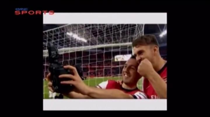 Arsenal Jagonya Foto Selfie