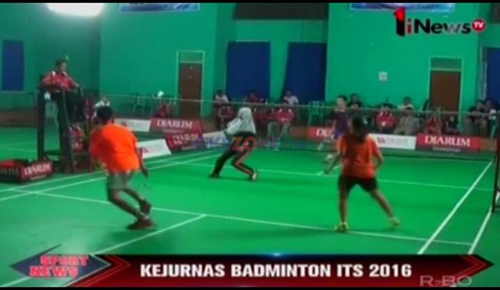 Kejurnas Badminton ITS 2016