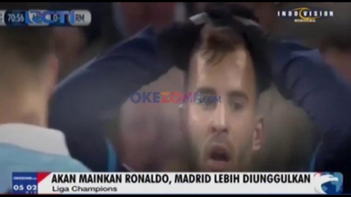 Real Madrid Siap Menjamu Manchester City